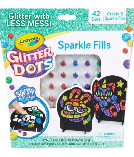 Crayola Glitter Dots Sparkle Fills 2