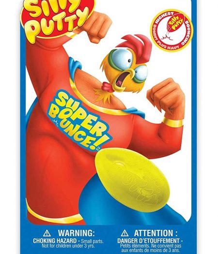 Crayola Silly Putty Super Bounce Mystery Color 1 Count - Single Pack 2