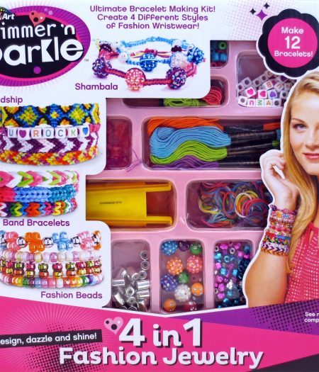Cra-Z-Art 4-in-1 Jewelry Creations Kit 2