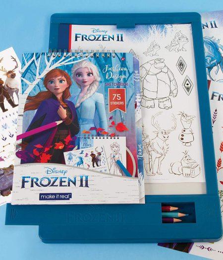 Disney Frozen 2 Fashion Design Tracing Light Table 3