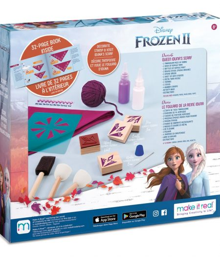 Disney Frozen 2 Decorate Queen Iduna's Shawl 3