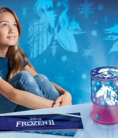 Disney Frozen 2 ScratchvArt Light Projector 1