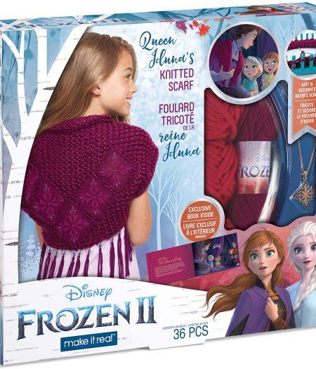 Disney Frozen 2 Queen Iduna Knit Shawl 2