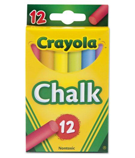 Crayola 12 Colors Chalk 2