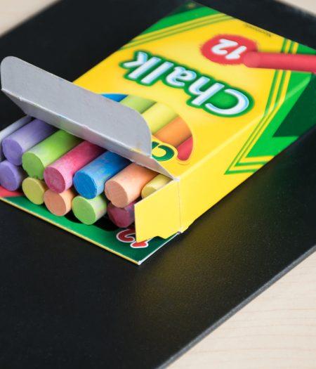 Crayola 12 Colors Chalk 5