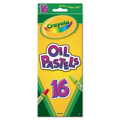 Crayola Oil Pastels 16 Colors Set 1