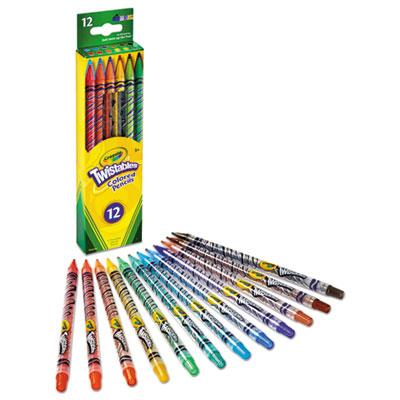 Crayola Twistables Colored 12 Pencils 2