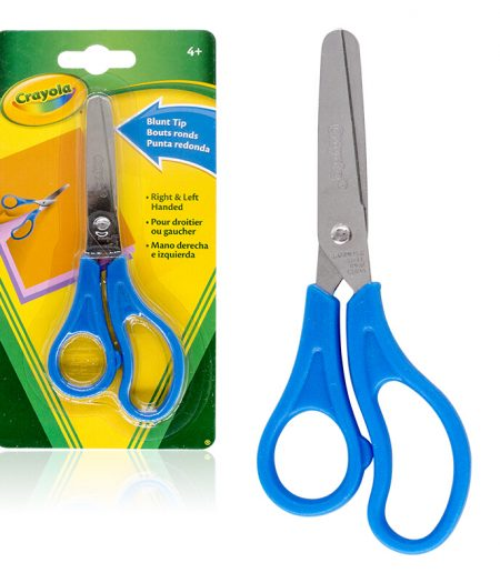 Crayola Brand Blunt Tip Scissors 1
