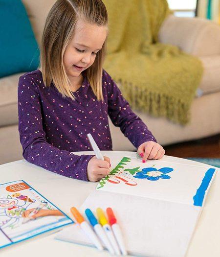 Crayola Color Wonder Mess Free Paintbrush Pens & Paper